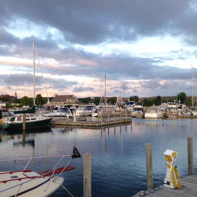 Traverse City, Boating