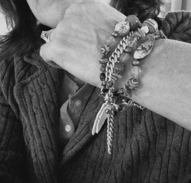 braceletB&W