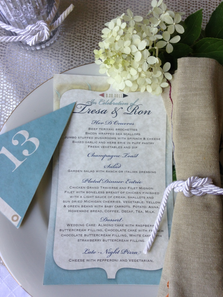 MeyerClarkCreative, Nautical Wedding Graphics, Photo by Tresa