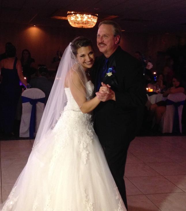 daddy daughter dance, wedding dance