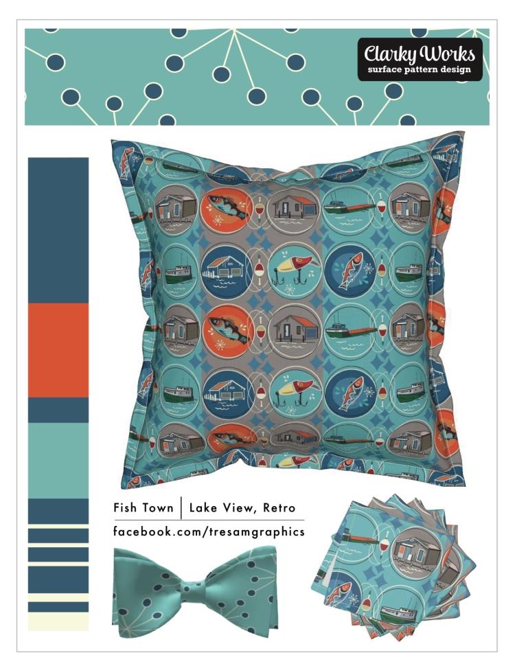 Fish Vilage Layout2